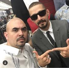 Shia labeouf, los angeles, ca. Mexican Judge On Twitter Brownfacing 2020 Style