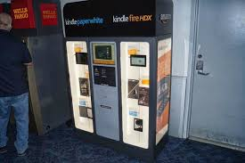It Vending Machines Awesome Amazon Vending Machine Turns Up At Vegas Airport To Catch CES Folk
