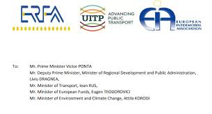 letter expressing concern joint letter to the romanian government expressing concern over