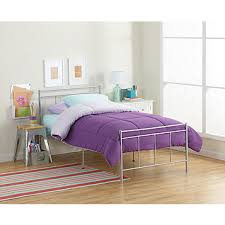 Kimball Kids Metal Twin Bed - Silver