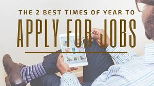 Best Places To Search For Jobs The Best Time To Look For A Job And When To Avoid