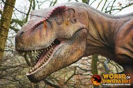 <b>World of Dinosaurs</b> | Paradise Wildlife Park