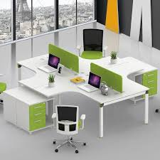 buy office desks. New Design Modular Office Furniture 4 Person Desk Cross Style Cubicles Workstations Buy Desks