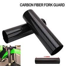 front frok guard wraps protectors upper lower for honda xr250 motard 2003 2007 crf250l m 2012 2016 full carbon