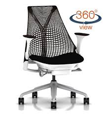 sayl office chair. herman miller sayl office chair black free delivery