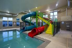 Indoor pool with slide Dream Red Lion Inn Suites Federal Way New Indoor Pool With Slides Tripadvisor New Indoor Pool With Slides Picture Of Red Lion Inn Suites