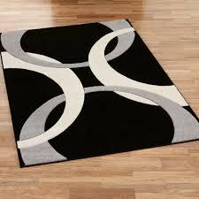 grey area rug contemporary