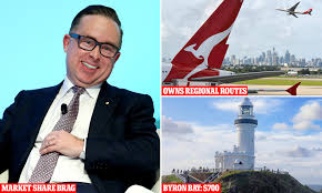 If you're planning to take a city break to alice springs, nt, then count on edreams to supply you with the best offers on airfare and a great selection of cheap flights. Qantas Now Controls 90 Per Cent Of The Regional Airline Market New Competition Report Reveals Daily Mail Online