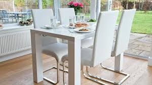 white gloss dining table ikea uk high sets and chairs inspirations for a wonderful room design home kitchen exciting whit