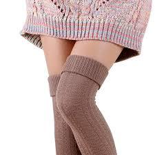 1 Pair Women Popular <b>Cute Spring</b> Winter Fruit Cotton Thicken High ...