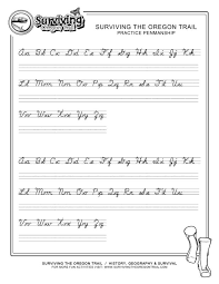 Cursive Writing Worksheets A-z. Writing. Stevessundrybooksmags ...
