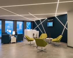 office lighting ideas. Modern Office LED Lighting Idea | TruLine .5A - By Pure Ideas F