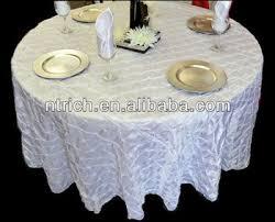 fancy wedding table clothstaffeta pinwheel tablecloths where to buy t7