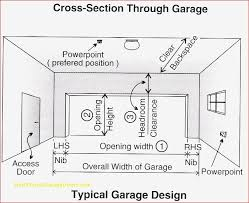 garage door size garagedoor 2 splendid single
