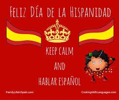 """Résultat de recherche d'images pour """"Día de la Fiesta Nacional de España y Día de la Hispanidad)"""""""