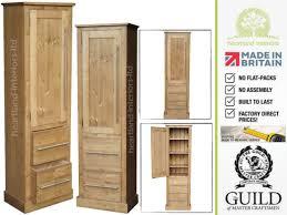 contemporary slim pantry linen bathroom kitchen storage cupboard