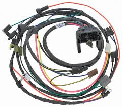 Mh 1970 chevelle engine harness 396454 hei wmanual trans
