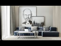 large wall art ideas and inspiration for living rooms