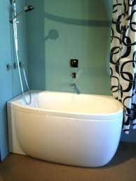 ... Medium Image for Tiny Bathtub For Kids Bathroom Great Space Saver Small  Bathrooms And Still Has