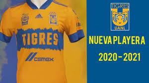 Nueva Camiseta de Tigres 2020 - 2021 - YouTube