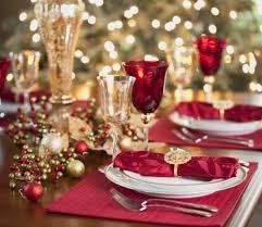 Christmas Table Setting Thanksgiving Christmas Table Settings Splender Blog