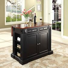 Repurposed Kitchen Island Kitchen Room Design Crosley Furniture Drop Leaf Breakfast Bar