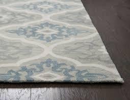 beige and white area rug amazing gray aqua blue navy rugs home regarding idea 15