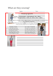 256 FREE Shopping/Clothes Worksheets