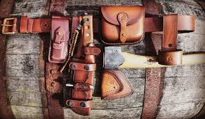 woodlander leather belt kit tops bob gb sfa