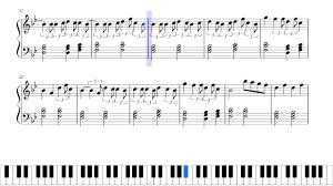 7 years old sheet music lukas graham 7 years piano youtube