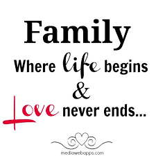 Love Family Quotes