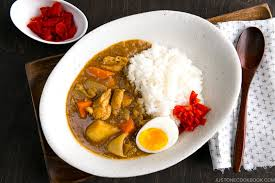 anese en curry チキンカレー just