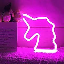 <b>Unicorn</b> Gifts <b>Neon Light</b>,LED <b>Neon Light</b> Signs <b>Unicorn</b> Decor Night ...