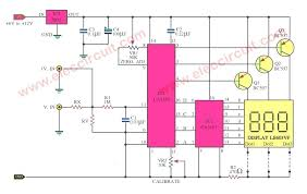sunpro voltmeter wiring diagram michaelhannan co sunpro volt gauge wiring diagram voltmeter simple digital circuit by com ac