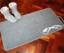 heated rug mat