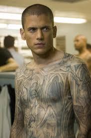 Prison Break Tetování Tetování Tattoo Kérkycz