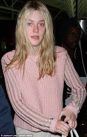 photo of dakota fanning no makeup pictures photos age pic