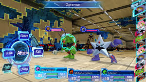 Image result for digimon story cyber sleuth
