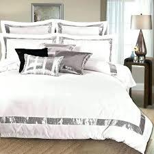silver bedding sets queen interesting sequins king size duvet quilt cover set bed linen image super