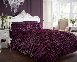 purple and black duvet cover the duvets