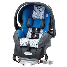 evenflo stroller and cat car seat travel system