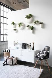 You don't need a large room to have indoor plants. Be creative and grow  plants vertically.