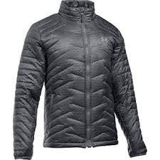under armour puffer jacket. image is loading under-armour-ua-coldgear-reactor-jacket-mens-pick- under armour puffer jacket l