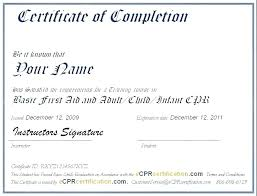 Certificate Of Training Completion Template Certificate Of Completion Template Lovely Forklift Training