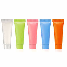 <b>1Pcs 10ml</b> Travel Empty Cosmetic Cream Lotion Shampoo Tube ...