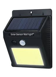 Everbrite Solar Light Not Working Shop Generic Solar Powered Led Wall Light Solar Light With