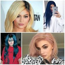Kylie Jenner\u0027s Hair Colors for 2017 \u2013 Haircuts and hairstyles for ...