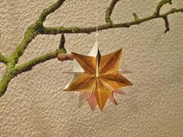 Weihnachtsdeko Basteln Sterne