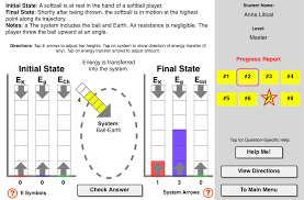 Energy Bar Charts Chemistry Lol Charts Concept Builder Provides Students With A