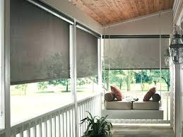 solar sun shade porch sunshades shades for screened in outdoor roller costco spot exterior screens windows
